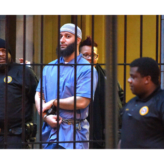 "Adnan Syed of ""Serial"" Granted New Trial"
